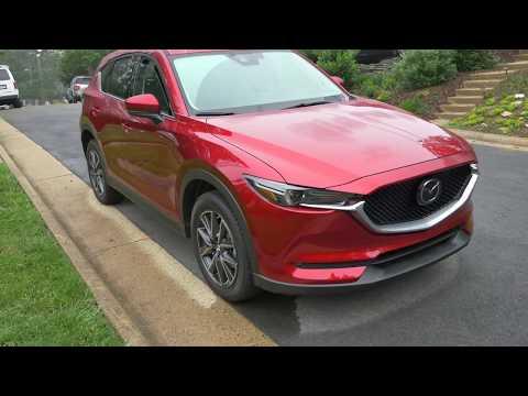 2017 Mazda CX-5 Review (in 4K)
