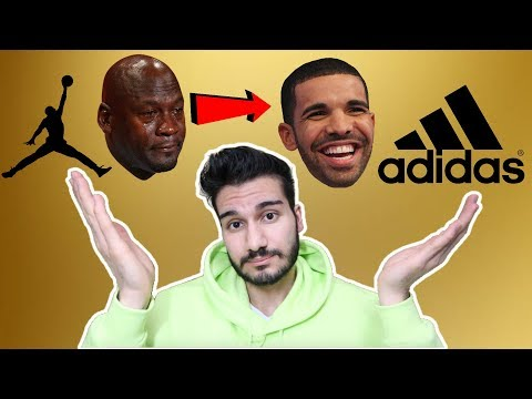 Drake is Leaving Jordan and Signing with Adidas??? The Truth Behind it