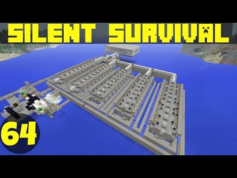 Silent Survival Episode 64 A Stack Of Cringe! Ouch!! Minecraft Survival [Xbox One]