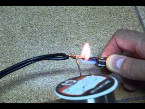 Soldering Without A Soldering Iron