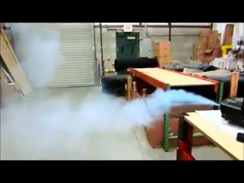 How to make fog machine liquid juice