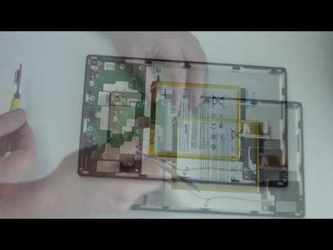 How to Take Apart the Amazon Kindle Fire HD 10 - Model # SR87CV