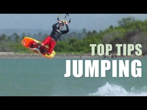 Jumping - Kitesurfing Top Tips