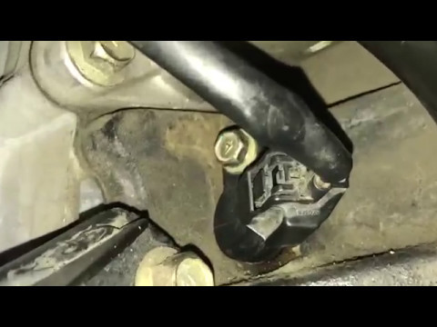 P0335 Crank Shaft for a Nissan Sentra 2006 how to replace it