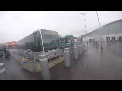 Tour of London Luton Airport, Bus Station