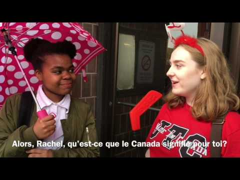 NYAC Team 10 - What Does Canada Mean To You?
