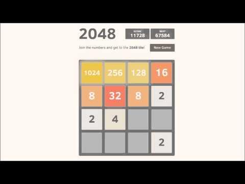 Win '2048' Game : Tips & Tricks