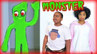 Shasha and Shiloh vs PLAY DOH FRIEND! - Onyx Kids
