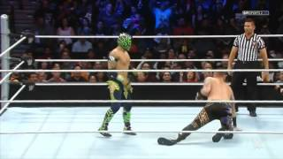 WWE Main Event Kalisto vs Heath Slater 2016