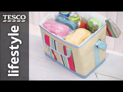 How to make an ice pack from a kitchen sponge | Tesco