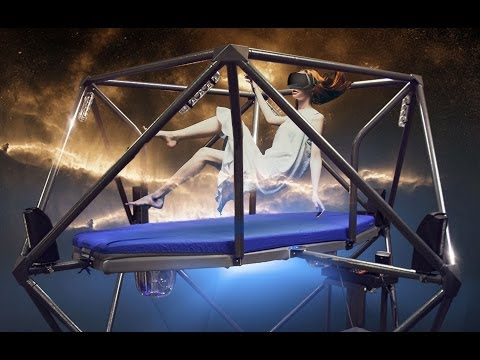 Kite & Lightning Genesis Virtual Reality Immersion Machine