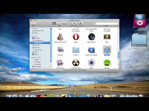 Changing mac icons, problem and solution