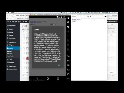 Build Android & iOS Apps with WordPress Backend using PhoneGap Output - Part 2