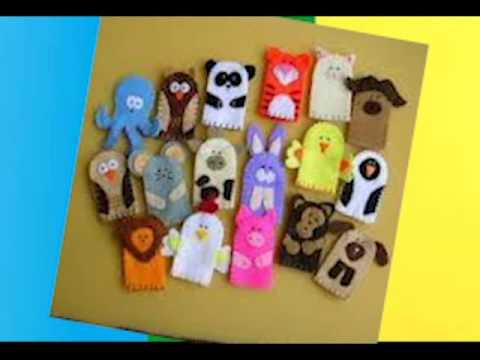 10/10 Finger Puppets Video