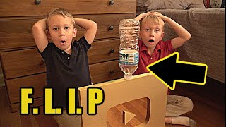 Game of Bottle FLIP 2   Colin Amazing