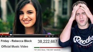 The Most Disliked Youtube Videos Of All Time