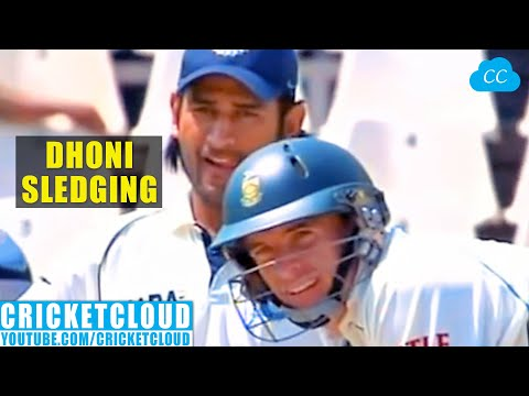 MS Dhoni Sledging South African Players CAUGHT ON STUMP MIC - FULL ON FUNNY MODE - MUST WATCH !!
