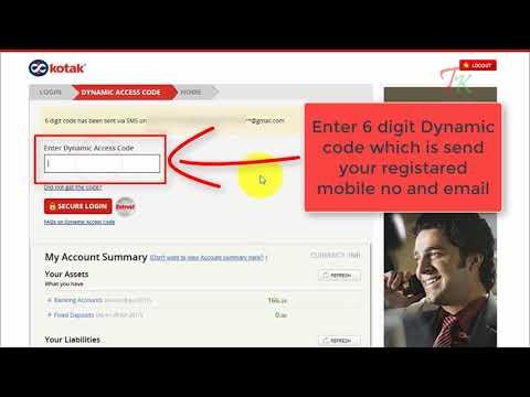 How to Add Nick Name In Kotak Mahendra Bank Account