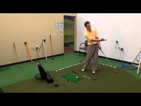 How to Hit a Cut or Fade Shot in Golf : Golfing Tips