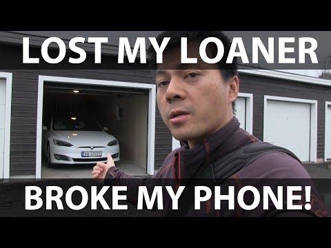 Tesla sold my loaner
