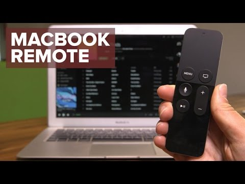 Control a MacBook with an Apple TV remote (How To)