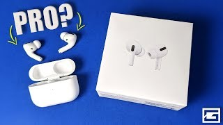 Pro Sound? : The NEW Apple AirPods Pro