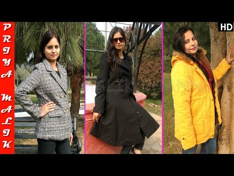 Winter Sale Haul - Shein & Romwe - Affordable Trendy Clothes/Try-On Haul + Review | Priya Malik