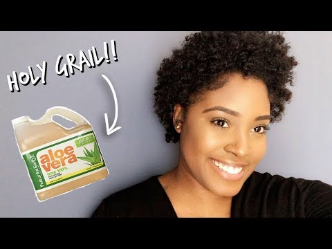 BEST PRE POO EVER + FIRST TWIST OUT on SHORT NATURAL HAIR