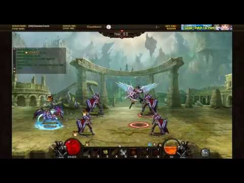 BladeMcNeil vs Kazuma   wartune   PvP