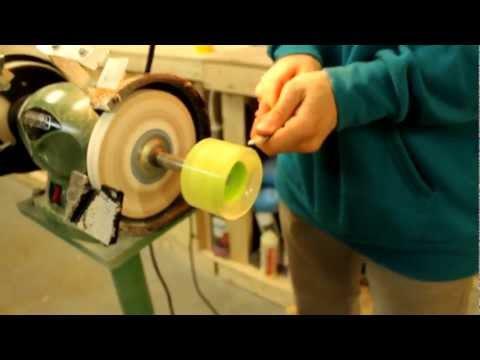 Longboarding: How to make rain wheels?