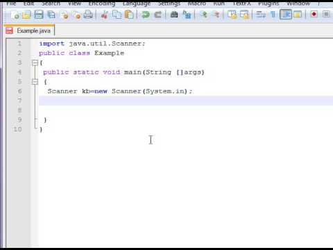 Java program to add two numbers with user input