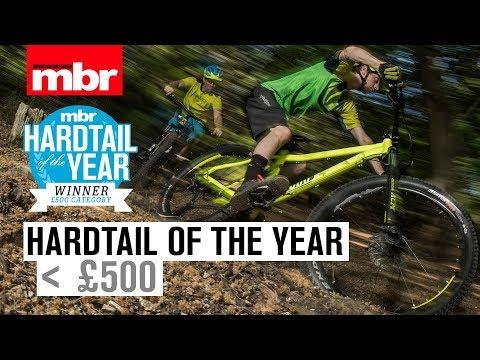 Hardtail of the Year | Sub £500 | Mountain Bike Rider