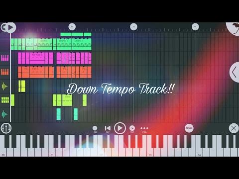 Fl studio Mobile 3 : Down Tempo Track!!!