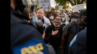 See scenes from Sacramento's Black Lives Matter protest over George Floyd police death