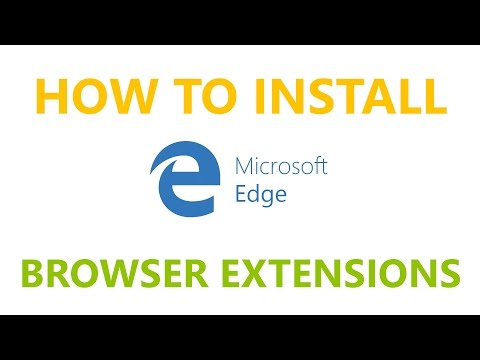 How to Install Browser Extensions in Microsoft Edge