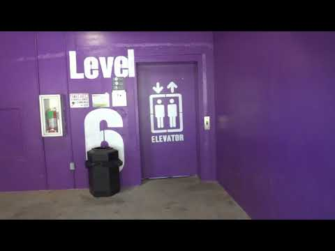 Revisiting the Famous Market Garage Dover elevators in Roanoke Virginia