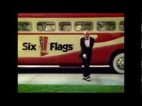 Six Flags Ad Freshmen