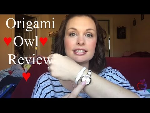 Review: Origami Owl