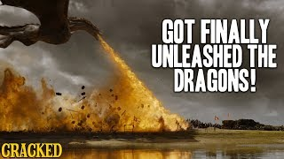 Game of Thrones Finally Unleashed The Dragons: Episode 4 - The Spoils Of War (GOT Recap)