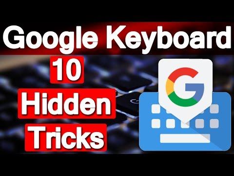 Google Keyboard (Gboard): 10 Hidden Tricks