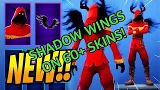 5 Best Shadow Wing Skin Combos Fortnite Battle Royale Fortnite