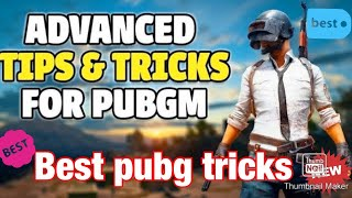 Top Jump Tips & Tricks in pubg mobile ▪️New trick to be PRO 🥳 Pubg Best 10 trick 😉 TOP 10 MYTHS ▪️