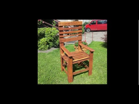 how to make king size chair