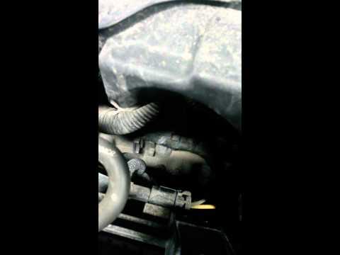 2008 Nissan versa transmission noise