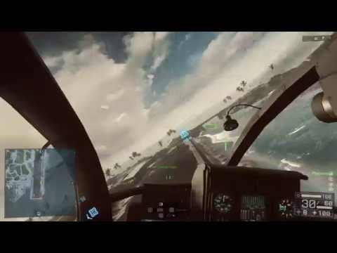 =WCK= BF4 Bootcamp Training Video 04 - Helicopter Flight