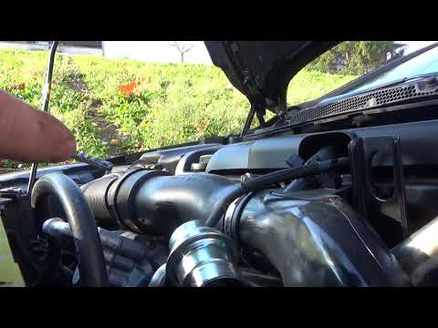 engine oil level check on astra j 1.7 a17dtr