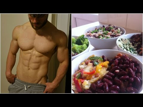 Vegan Bodybuilding Meal Prep