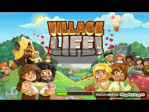 Village Life: A Growing Family