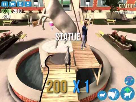 Goat Simulator: TNT!!!!!!!!!!