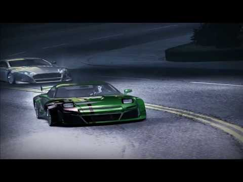 Need for Speed: Carbon - Boss race Kenji (60fps) (Tuner)